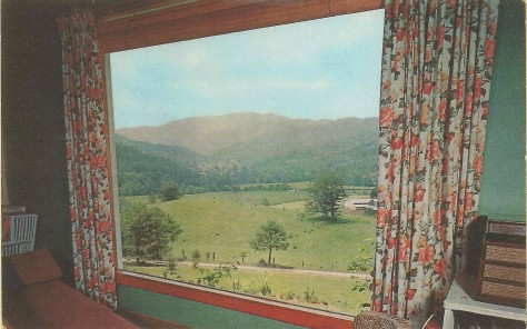 Whyah Valley Inn Window