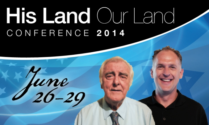 Crucifying the Self-Life: A Word from the His Land Our Land Conference