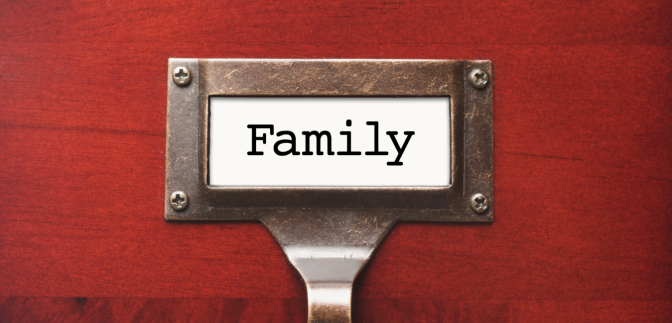 The Family of God | Jay Fesperman