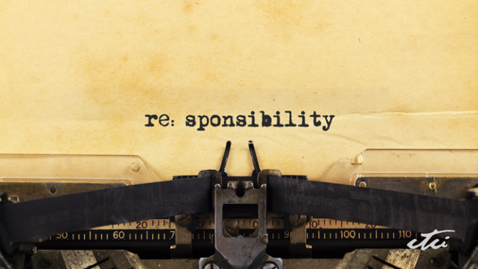Responsibility: The Key to Authority (part 3)| Jay Fesperman