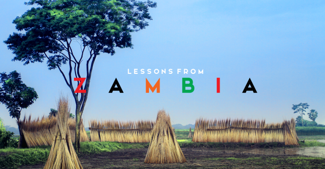 Lessons From Zambia | Jay Fesperman (1/3)