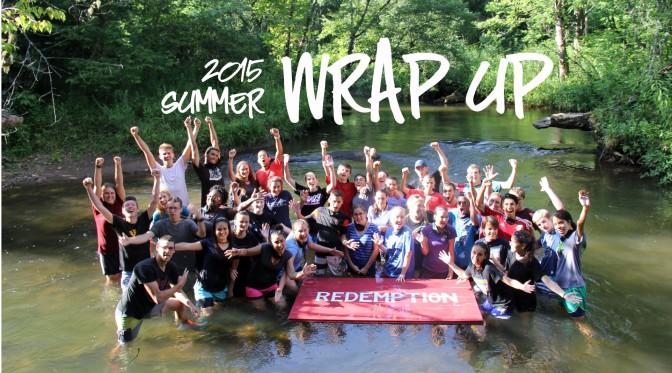 2015 Summer Wrap Up