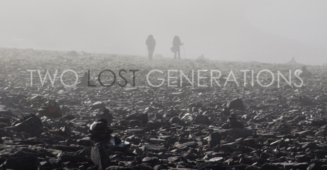 Two Lost Generations | Jay Fesperman (1/3)