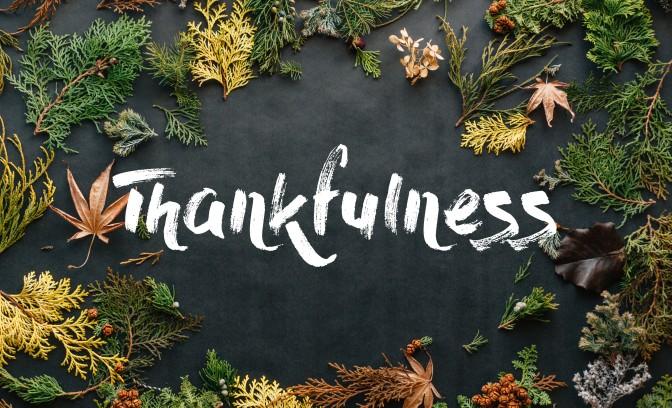 CTCI Proclamations of Thankfulness